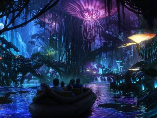Walt Disney Imagineering in collaboration with filmmaker
