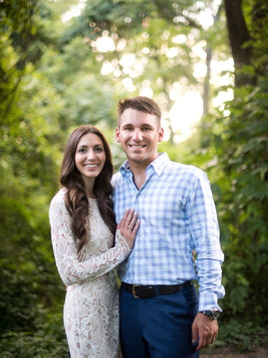 Engagements: Elizabeth Greenman & Mark LeBlanc