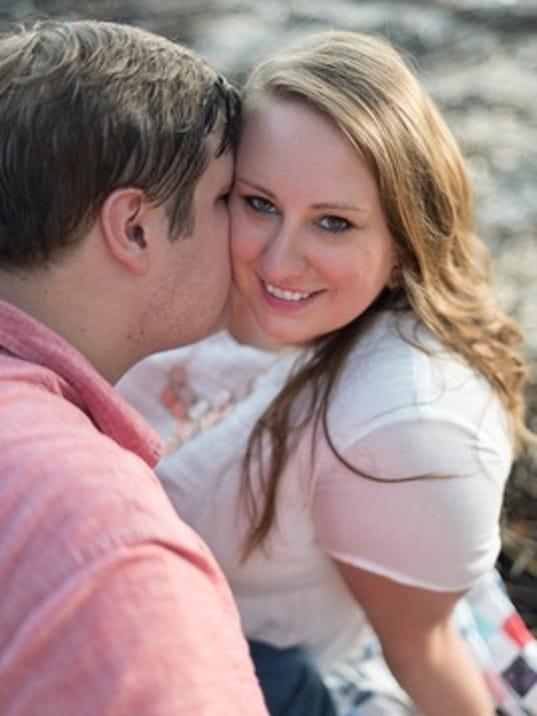 Weddings: Stefanie Gauquier & Michael Cox