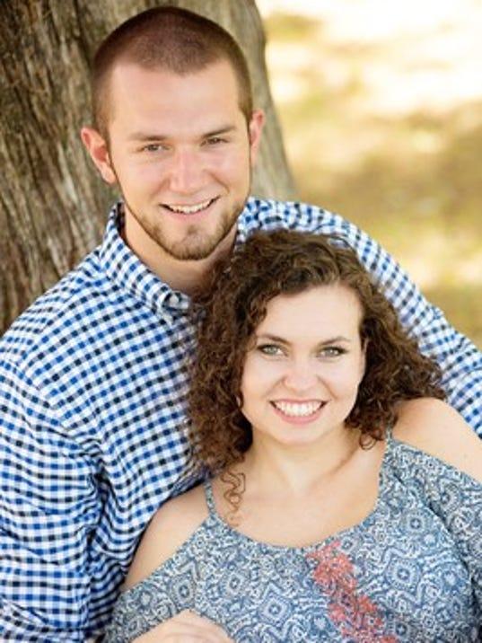 Weddings: Hannah Russell & Andrew Hardee