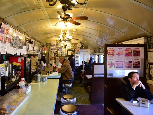 Is the Dumont Crystal the oldest diner of them all in New Jersey?