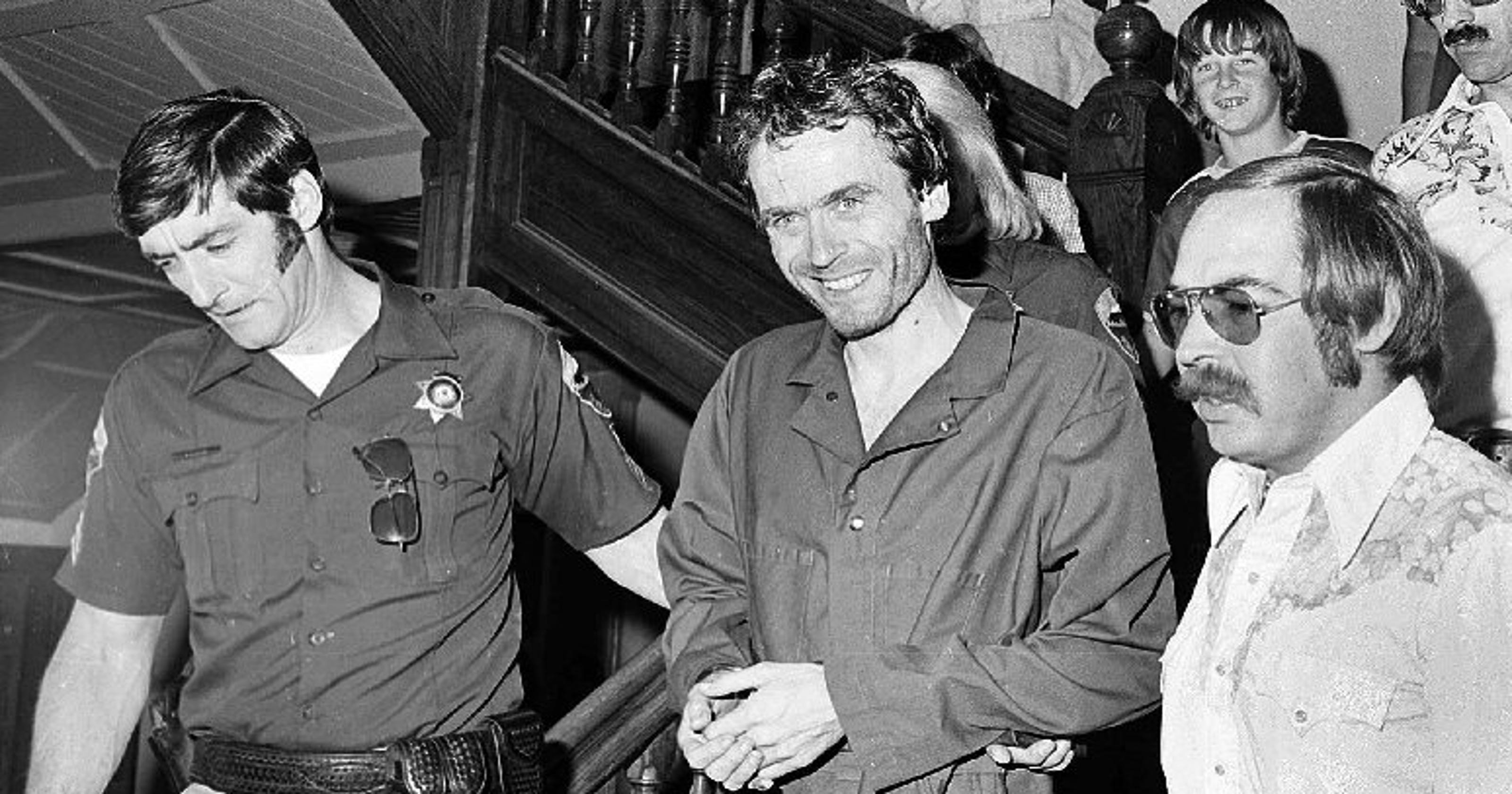 photos of serial killer ted bundy found in old colorado safe