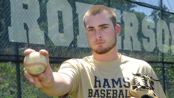 Roberson alum Alex Ledford was the 2011 Citizen-Times/All-WNC Player of the Year.