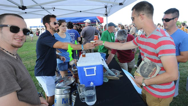 So many beer festivals, so little time. Brews and music will be on tap at multiple festivals this weekend.
