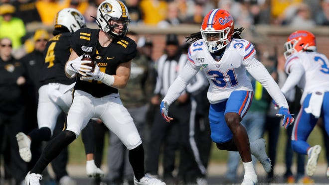 That Missouri offense is looking far more challenging for a Gators' defense that was struggling even before the team had to shut it down for two weeks because of a COVID-19 outbreak.