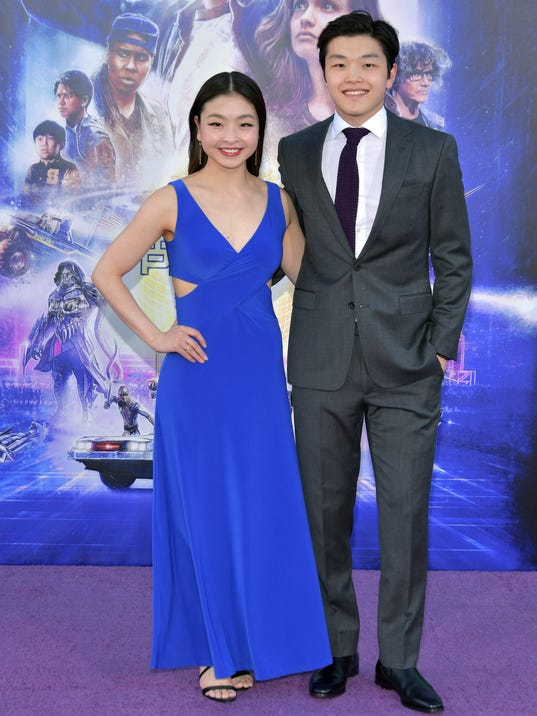 """Premiere Of Warner Bros. Pictures' """"Ready Player One"""" - Arrivals"""