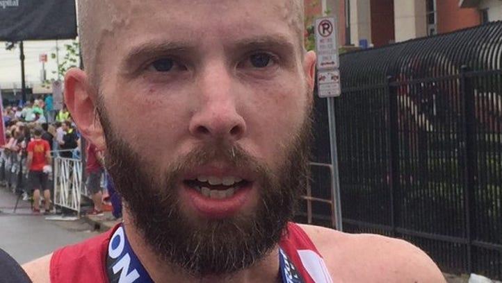 Hendersonville man wins fourth consecutive Rock 'n' Roll Marathon