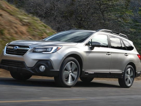 Cox Automotive analysts say Subaru is a automaker to