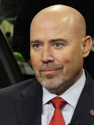 U.S. Rep. Tom MacArthur, R-Burlington, is the target of a negative ad campaign highlighting his support for the American Health Care Act, a bill that President Trump hoped would replace the Affordable Care Act. The measure was pulled from consideration shortly before a scheduled vote, because it didn't have enough congressional support.