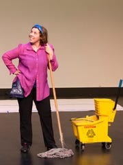 "The Middlebury Community Players present the musical ""Working"" starting tonight."