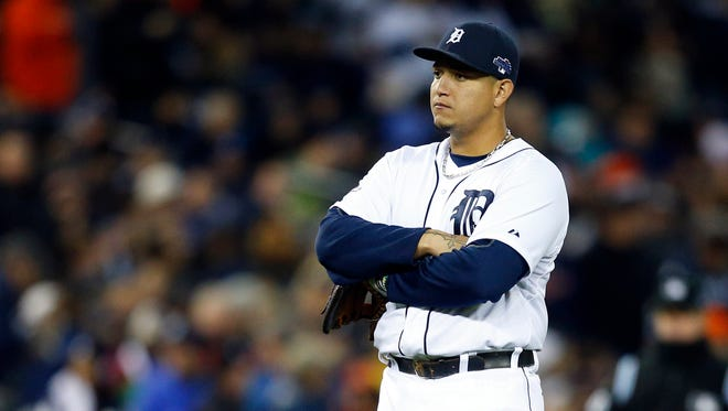 Miguel Cabrera may be better-suited to play first base.