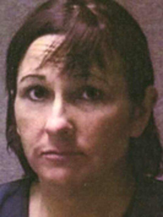 Christina Lorina Reber mugshot