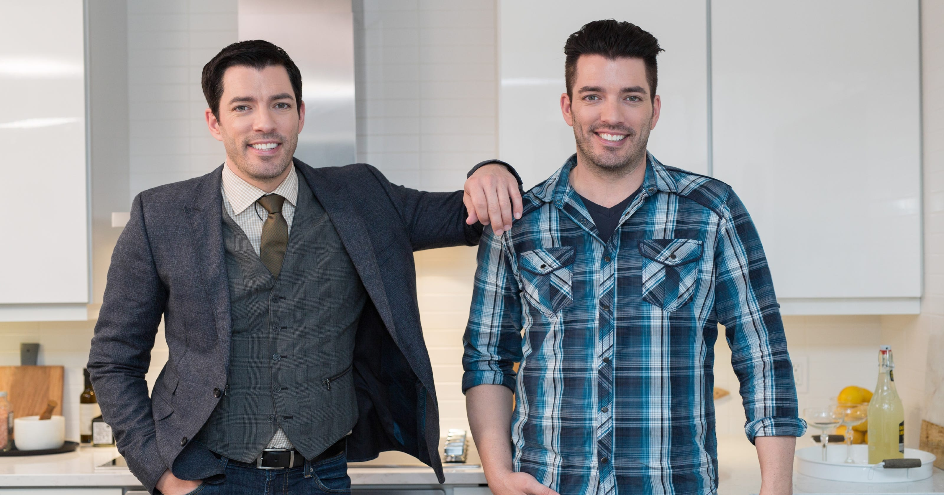 The Property Brothers But Not Their Show Are Coming To North Jersey