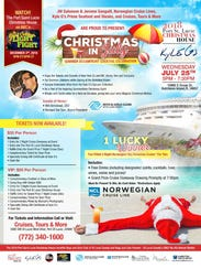 Christmas House Charities' Christmas In July will be