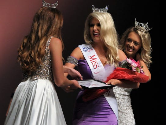 The 2017 Miss Jackson Scholarship Pageant was held