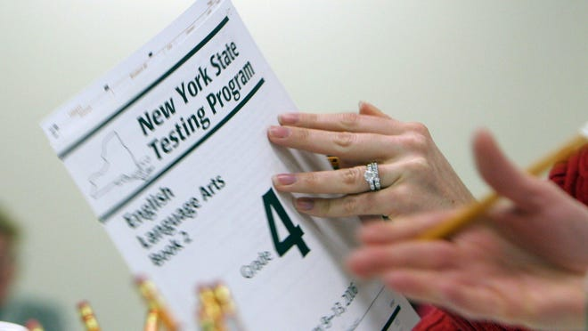 When tests count for too much, teachers will spend more time on tested subjects, like math and English, and less on non-tested subjects like science, social studies and the arts, says the co-president of the Hastings on Hudson PTSA and co-chair of the New York Suburban Consortium for Public Education.