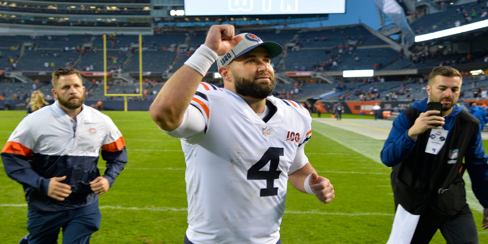 Chase Daniel will make Detroit Lions' locker room 'better.' Just ask his college coach