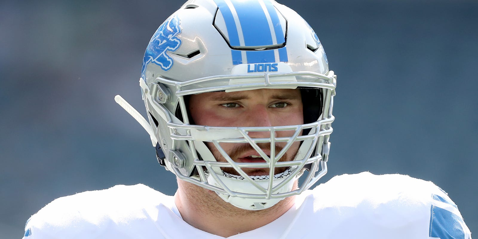 How Detroit Lions' most durable offensive lineman paved the way for team's huge rushing day
