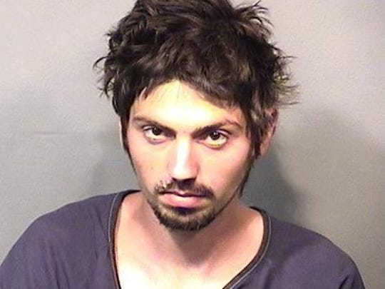 Douglas Braham was arrested and charged on Thursday.