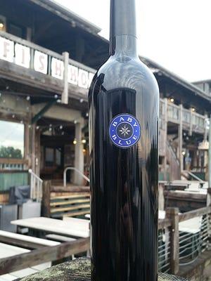 Blue Rock Vineyards' Baby Blue.