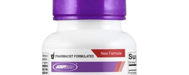 A bottle of OxyElite Pro.