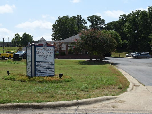 Baxter Regional Medical Center announces two clinic closures