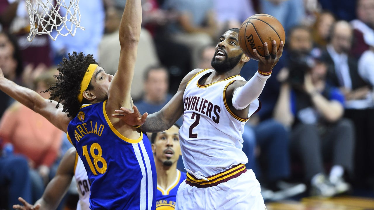 NBA Finals: Cavs rout Warriors at home, cut series to 2-1