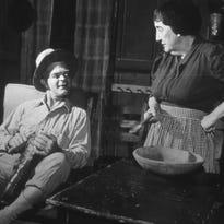 Portrait of the Past: 'Tight Britches' at Plaza Theatre, 1935
