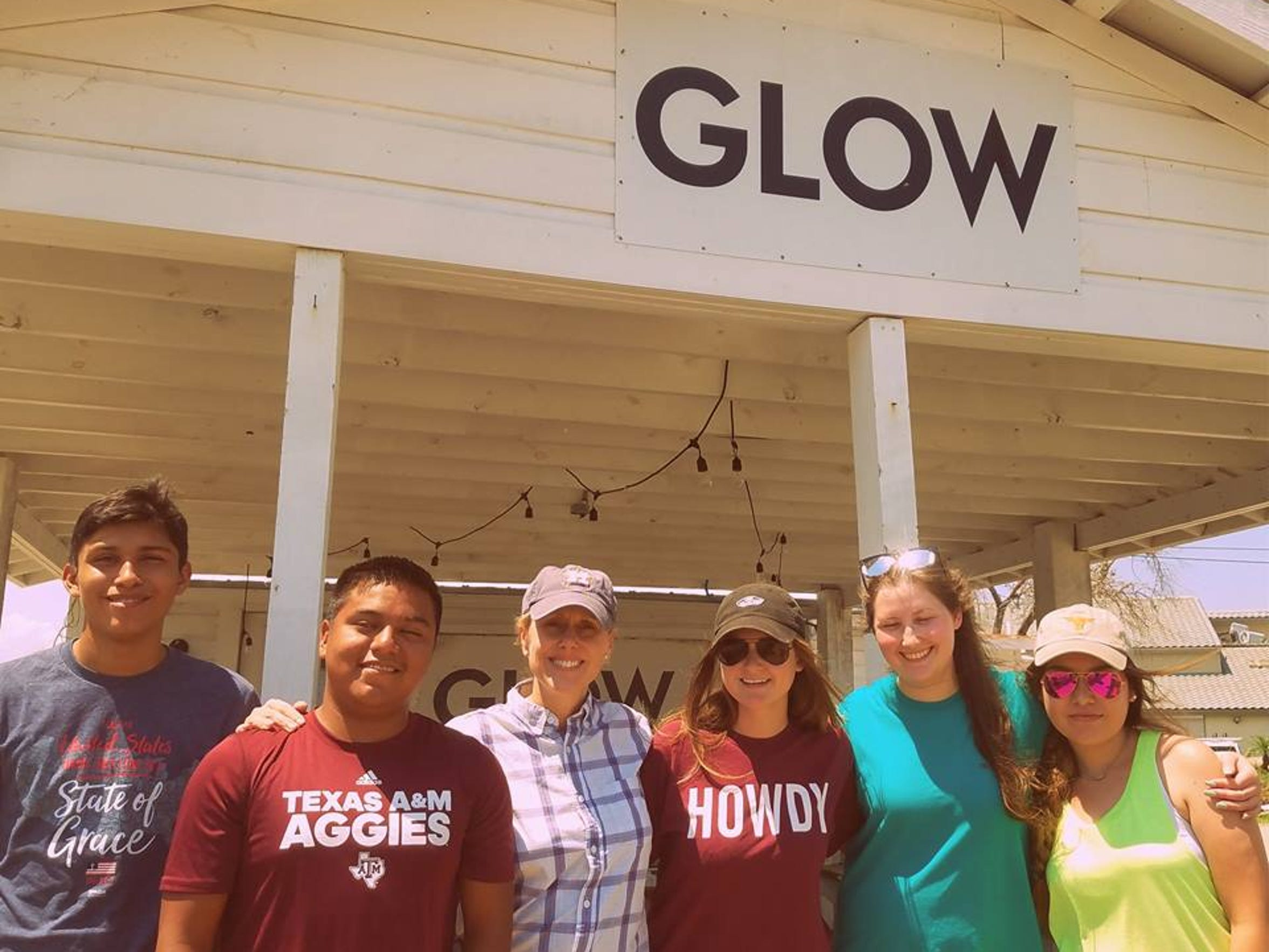 Glow, a restaurant in Rockport, was one of seven women-owned