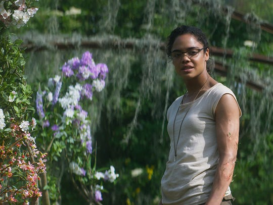 Tessa Thompson plays a physicist who finds herself