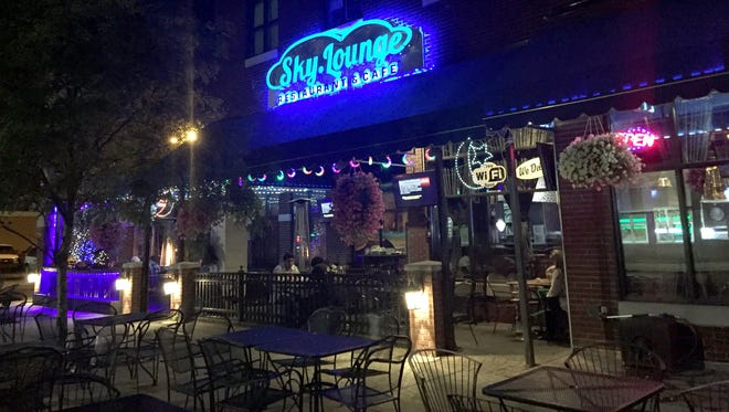 Sky Lounge, seen here on June 17, 2016 and other hookah cafes in Dearborn recently got approval from the city of Dearborn, to stay open until 4 a.m. for the Islamic month of Ramadan.