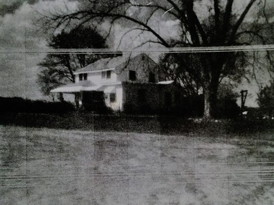The home that Larthun Durham built for his large family stood at the end of Durham Drive in Greenville County for more than 70 years.