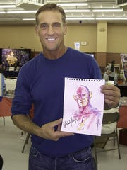 John Wesley Shipp has played both the Flash and the Flash's father in TV series.