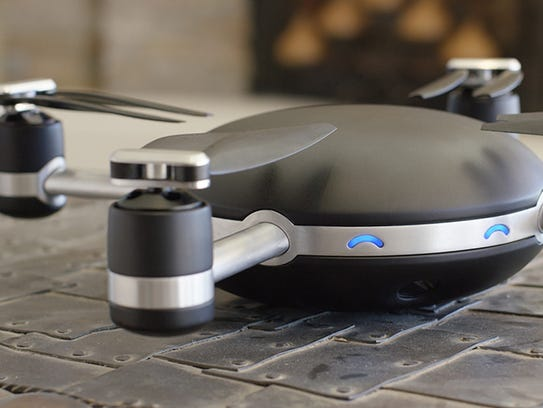 The Lily Camera Drone.