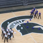 Area pom squads excel at Mid American state finals