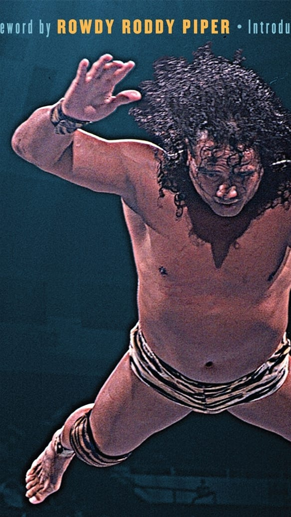 exclusive preface of superfly the jimmy snuka story