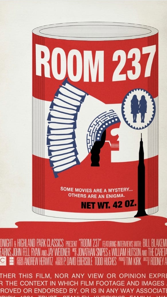 'Room 237': Deconstructing 'The Shining'