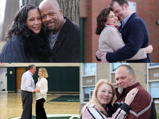 From high school sweethearts to forever: Six Dutchess County couples share their stories.