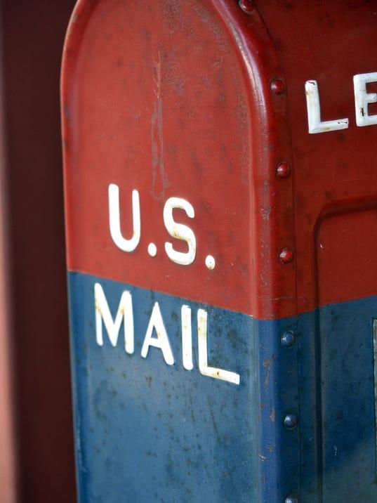 #stock US Mailbox