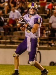 Fowlerville's Geoff Knaggs threw for 1,231 yards and ran for 712 last season.