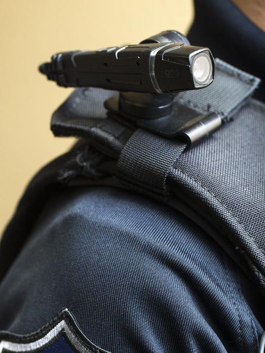 cop camera