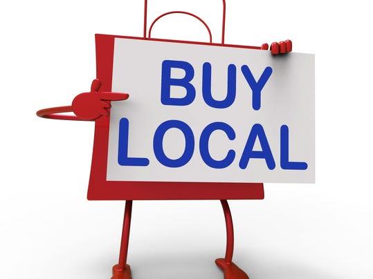 buy local stock