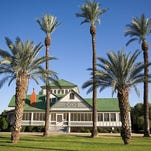 The 17-acre ranch features 13 buildings, a rose garden, a barnyard and more than 100-year-old fruit orchards. The site structures, which were built from 1881-1898, are listed on the National Register of Historic Places. Original furnishings include the Victrola, radio, fireplace and bedroom set.  Tour times: 10 a.m. to 2 p.m. Thursday through Saturday and 1 to 4 p.m. on Sunday. Closed in August and other holiday times. Call 623-930-4201 to reserve a tour time. Admission: Free.  9802 N. 59th Ave., Glendale. 623-930-4200. http://glendaleaz.com/srpha