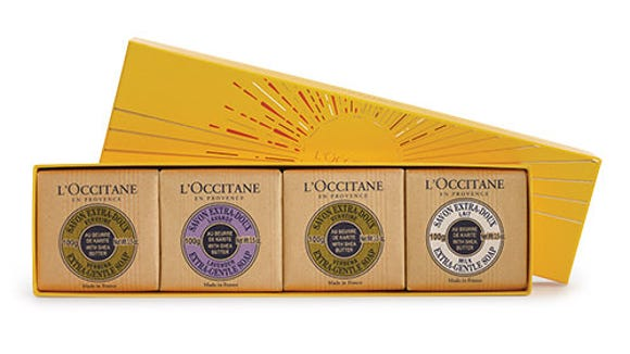 L'Occitane Soaps of Provence Set