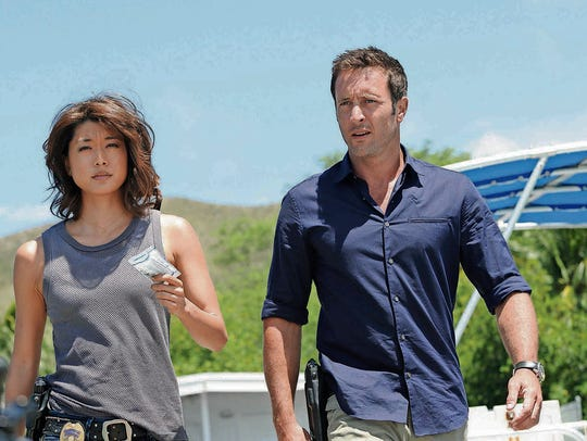 """CBS's """"Hawaii Five-O"""" features the character of former"""