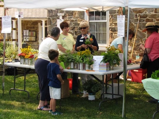 Open houses are being offered in July and August for local gardeners.