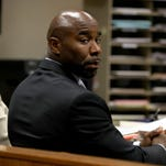 Sgt. testifies woman denied assault by Cleaves at motel