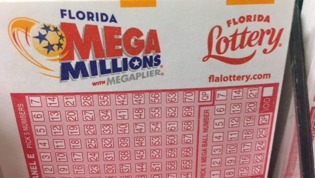 Mega Millions jackpot was worth over half a billion dollars.