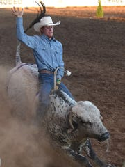 The St. Paul Rodeo kicks off with Professional Bull Riders at 7:30 p.m. June 30.