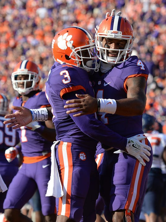Clemson Syracuse Football